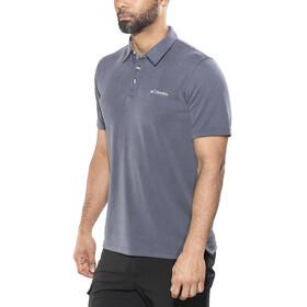 Columbia Nelson Point - T-shirt manches courtes Homme - bleu